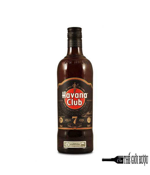 RUM HAVANA CLUB 7 YEAR