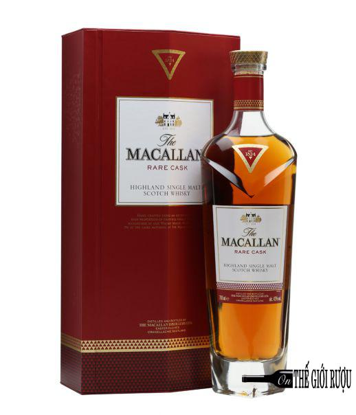 MACALLAN RACE CASK RED 70 CL
